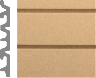 multiple pilaster strips Image